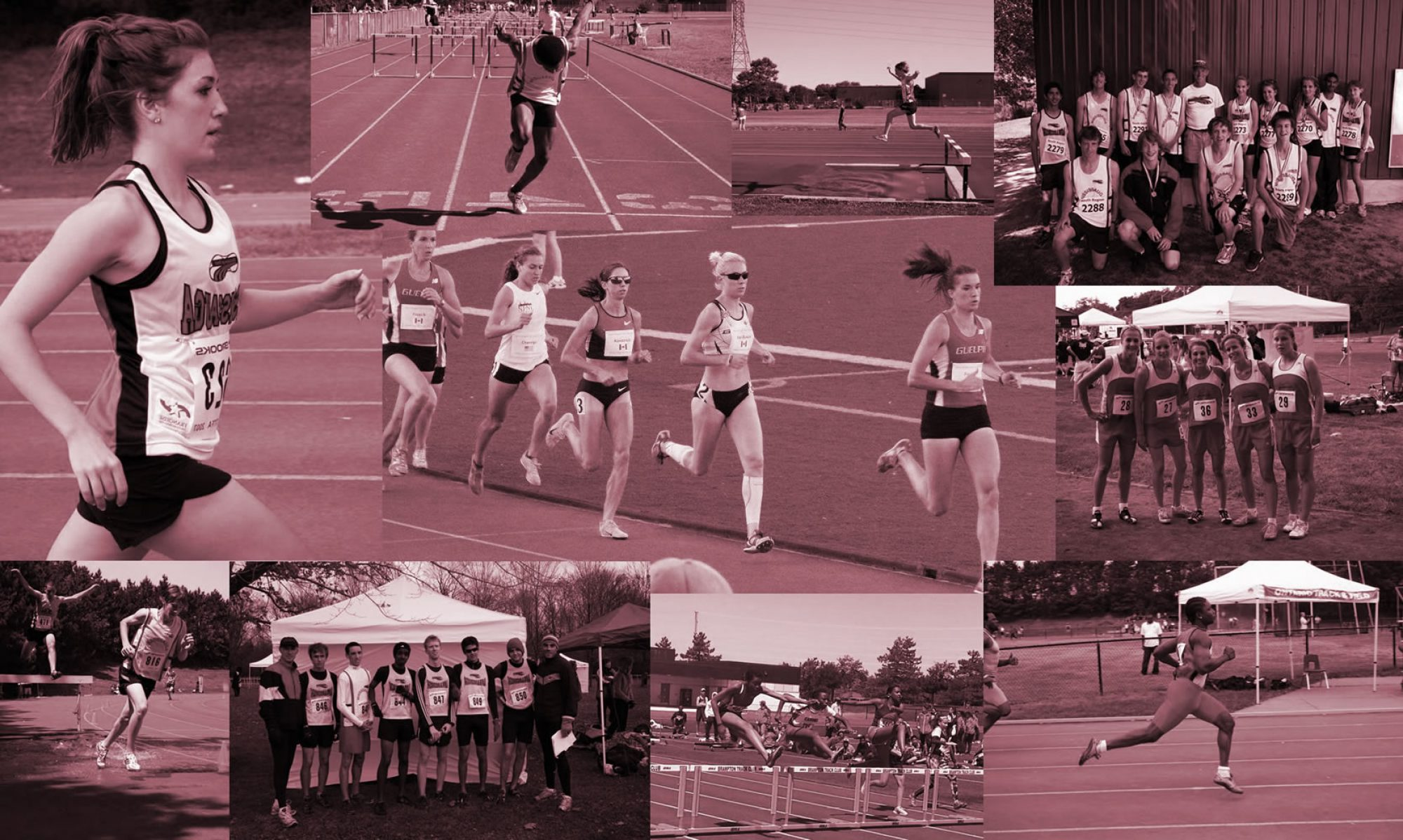 MISSISSAUGA TRACK & FIELD CLUB